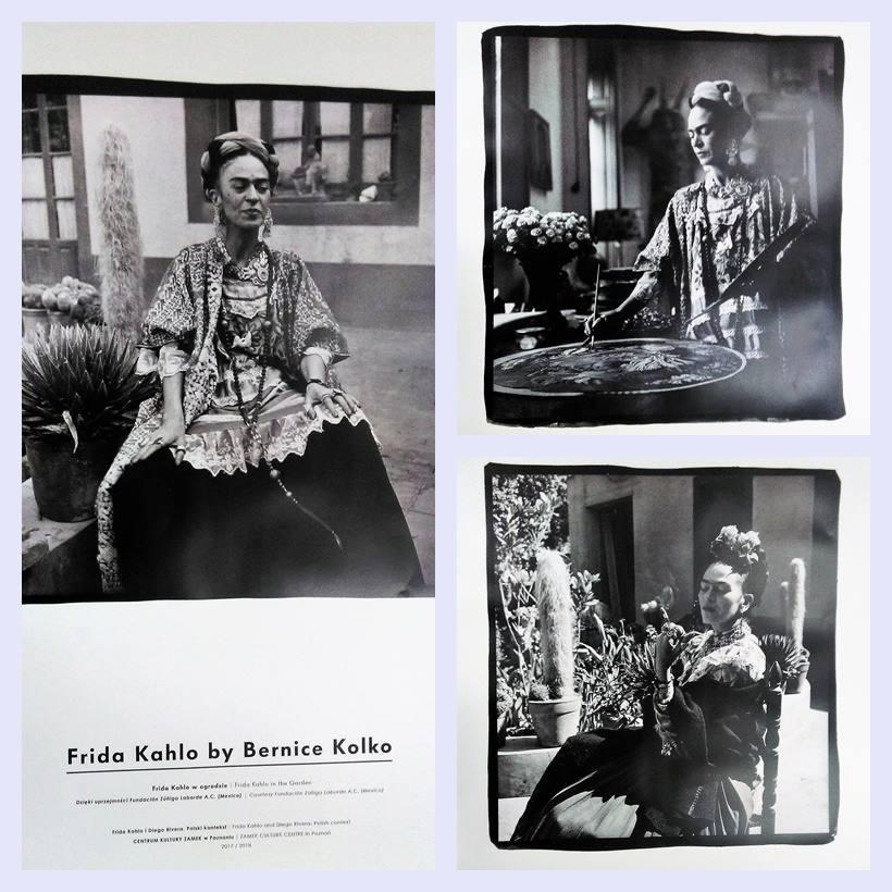 Pamiątki Z Wystawy Frida Kahlo I Diego Rivera Polski